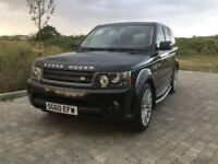 Land Rover sport 2010 only £12995