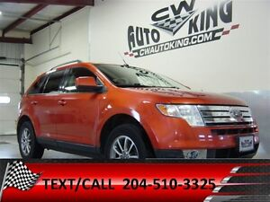2008 Ford Edge SEL / All Wheel Drive / Loaded / Financing