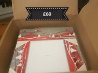 """59x 10"""" CHRISTMAS CAKE BOXES"""