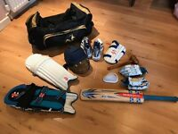 Youth Cricket Bundle