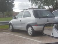 PARTS AVAILABLE VAUXHALL CORSA *BREAKING*