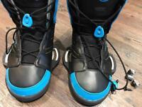 Liquid force harley kitesurfing wakeboarding boots