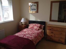 Double Room for single occupancy in comfortable, detached home Lochardil, Inverness