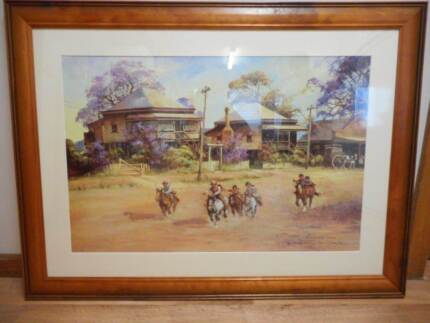 Assorted Framed Darcy Doyle Prints - $30 Each Mount Gambier Grant Area Preview