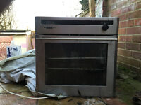 Stainless Steel GAS Oven (Located in Chesham/Bucks (HP5) + RRP £250 + GAS OVEN + BARGAIN +