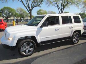 2016 Jeep Patriot HIGH ALTITUDE*SIEGES EN CUIR+TOIT OUVRANT