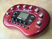 Line 6 Pod X3, Guitar Processor.. In Excellent Condition
