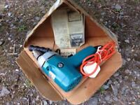 Vintage Black & Decker drill - boxed