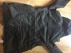 Brand new fat face coat size 16