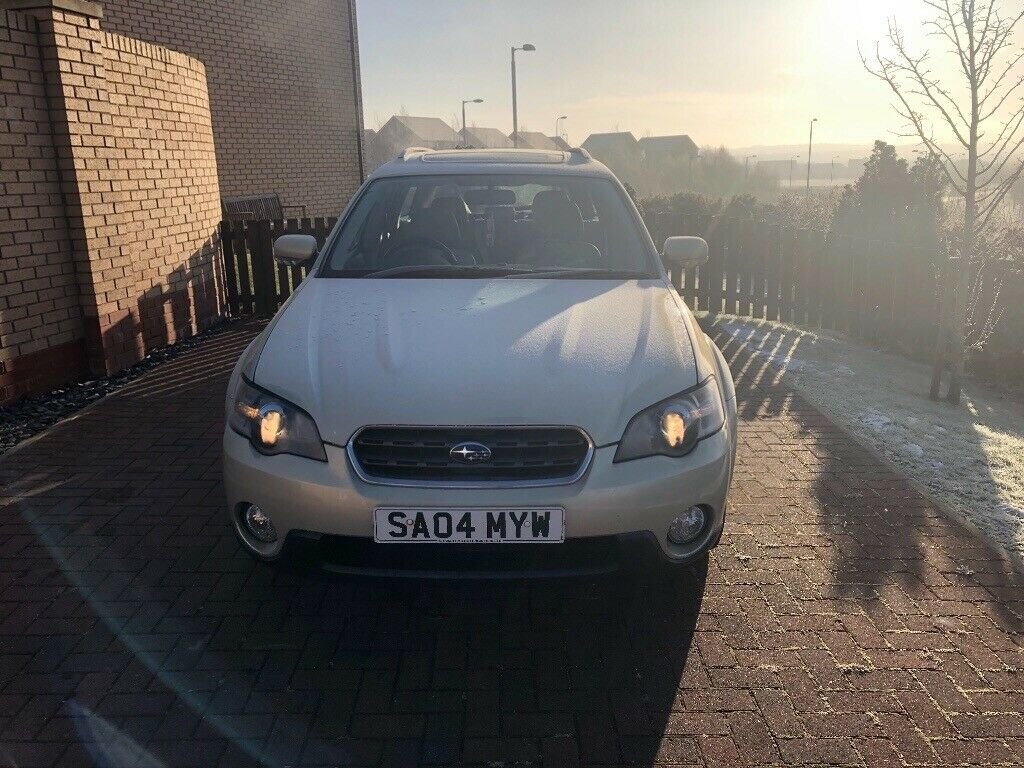 Subaru Legacy Outback H6 3 0 Auto 4x4 | in Bothwell, Glasgow | Gumtree