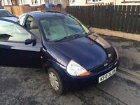 2002 ford ka petrol *cheap* *ideal first car*