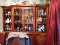 Large Rosewood sideboard £150 (or nearest/best offer)