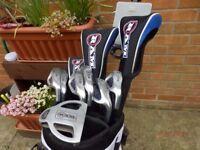 Set of RAM Golf Clubs