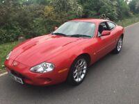 Jaguar XKR 4.0 Supercharged auto 76,000 miles 15 service stamps