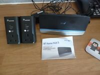 BT Home Hub 5 & 2 x Comtrend 200Mbps 9020 Powerline Adapters
