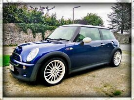 Mini Cooper s works jcw 210bhp not tt vxr BMW Hot Audi ford part exchange welcome ASAP