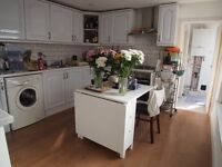 A BEAUTIFUL ONE BEDROOM GARDEN FLAT IN BUSH HILL PARK-DSS CONSIDERED