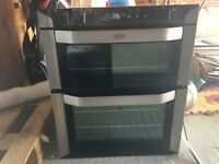 Belling BI70F built under double oven- stainless steel