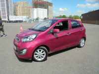 Kia, PICANTO, Hatchback, 2013, Other, 1248 (cc), 5 doors automatic OFFERS WELCOME