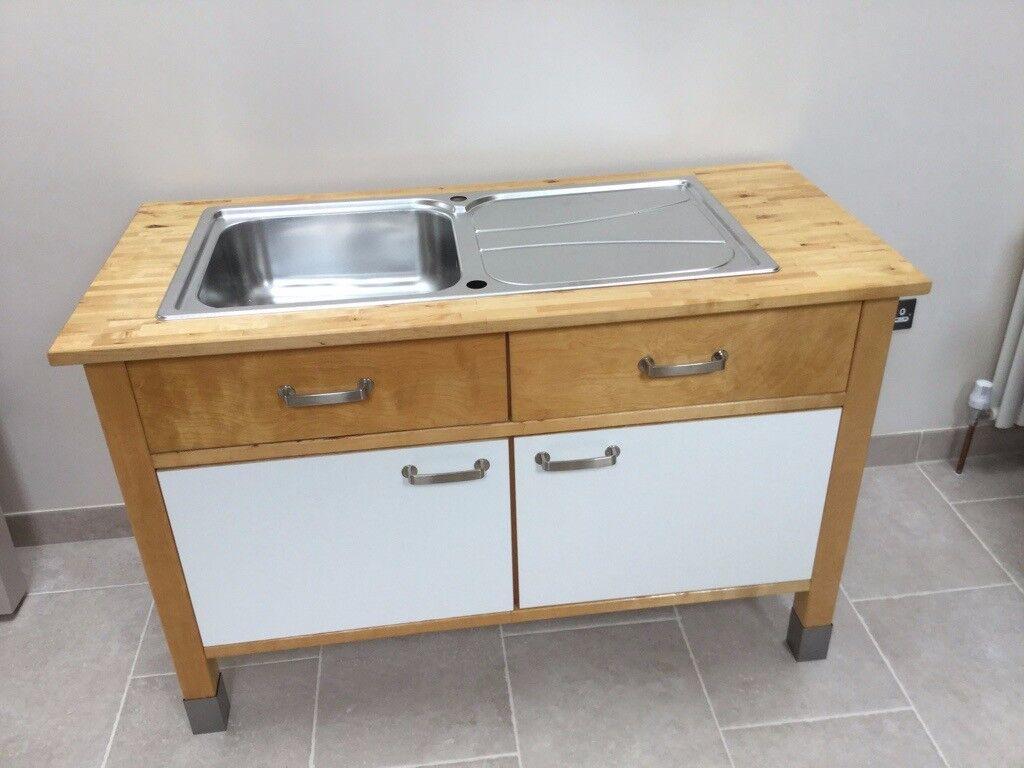 Ikea Varde freestanding Kitchen Units | in Salford, Manchester | Gumtree