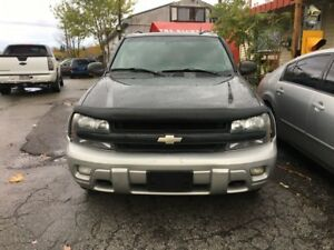 "2004 Chevrolet TrailBlazer """" One Owner """" No Accidents """""