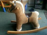 Rocking horse Mamas & Papas