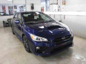 2015 SUBARU WRX 2.0L AWD