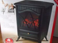 electric fire new