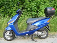 USED MOTOR BIKE TO SELL. PRICE INCLUDE LOCKS+ PIZZA BOX+CHINESE BOX! JUST NEED TO GET RID OFF