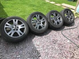 Alloy wheels 19""