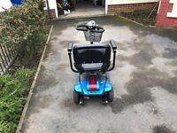 Apex Sprint Mobility scooter (BLUE)