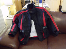 RSR Motorcycle Jacket Medium