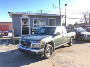 2011 GMC Canyon SLE  **CLEAN CARPROOF** CERTIFIED