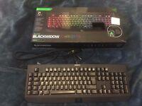 Razer BlackWidow Chroma Clicky Mechanical Gaming Keyboard