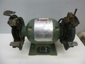 King 6 Bench Grinder - We Buy and Sell Power Tools at Cash Pawn - 3485 - AL49405