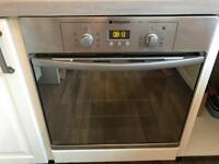 Hotpoint multifunction single oven