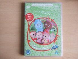CHILDREN'S DVD – IN THE NIGHT GARDEN – ALL TOGETHER