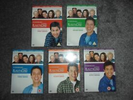 EVERYBODY LOVES RAYMOND - The Complete TV Series 1, 2, 3, 4, + 5 - Total 25 DVDs