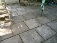 Paving Slabs available 21st May 2018