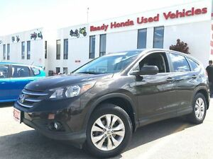 2014 Honda CR-V EX-L  |Leather | Roof | R.Cam