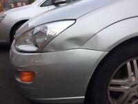 Ford Focus for parts or repair