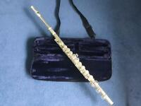 For Sale Trevor James flute TJ10X ii with original case and box
