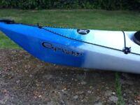 Perception expression 14ft kayak
