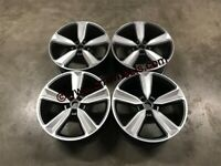 "18 19 20"" Inch Audi RS4 / RS5 Style Alloy wheels A4 A5 A6 A7 A8 5x112 Caddy Van Golf Seat Leon Skoda"