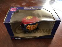 Corgi 57501 Cadbury's Creme Egg Model Car - Boxed