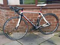 Mekk poggio 2G carbon fibre road bike