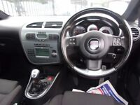SEAT LEON 2.0 TFSI Cupra 5dr (red) 2008