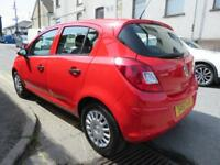 VAUXHALL CORSA 2011 1.2CDTI ECOFLEX 5 DOOR - LONG MOT - LOW INS - £20 TAX - fiesta clio polo 2011