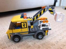 Lego City 3179 Repair Truck