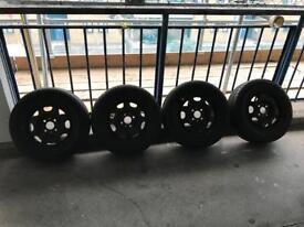 Winter Tyres 175/65/13